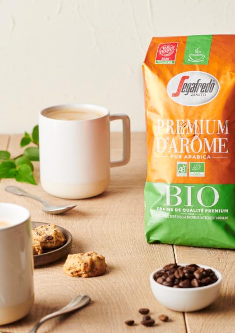 café bio Segafredo